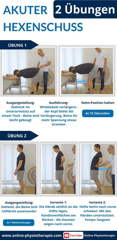 Prächtig Rückenschmerzen unterer Rücken (LWS) - Infos, Tipps und Übungen &CO_92