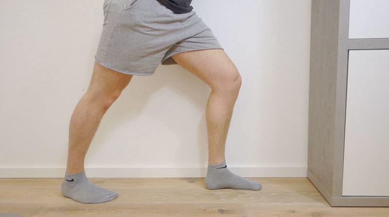 Fersensporn Übungen, Behandlung Fersensporn, Fersenschmerzen Übungen
