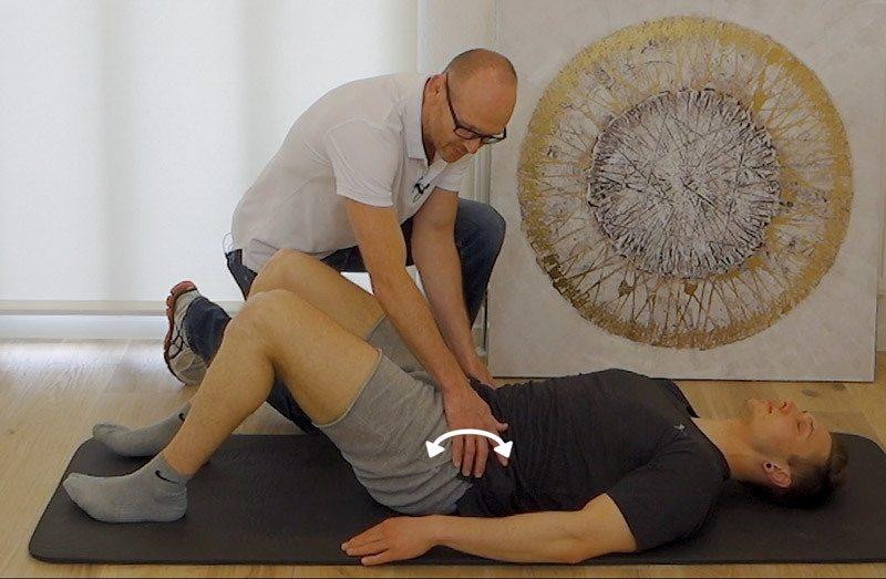 Wirbelkanalstenose Übungen