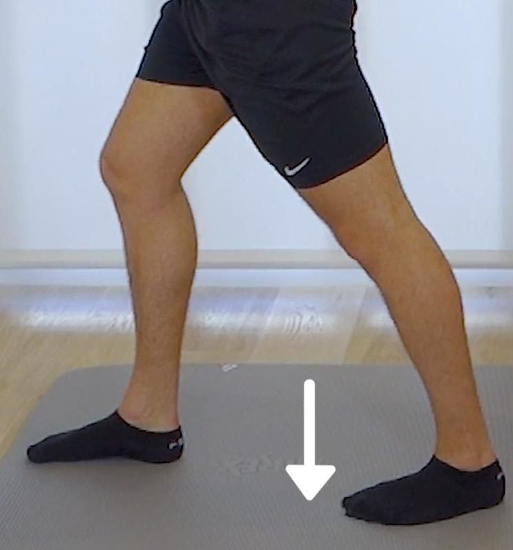 Achillessehne-übungen