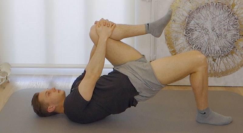 Kniegelenk stabilisieren