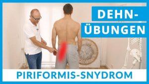 Piriformis-Syndrom-Dehn-Übungen