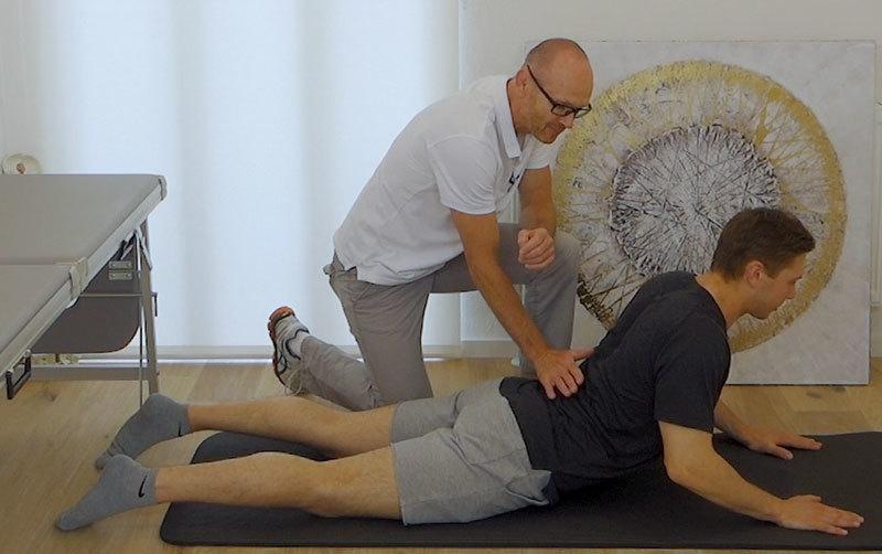 Rückenschmerzen Sofort-Hilfe