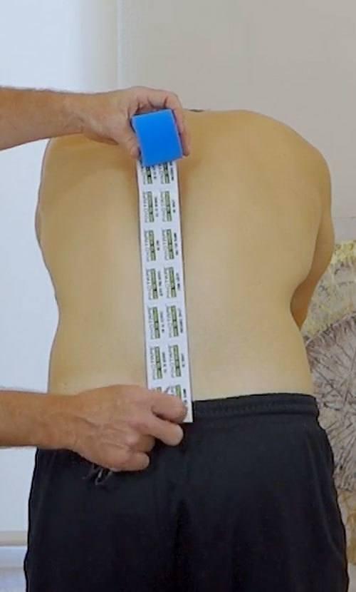 Unterer-Rücken-Tapen