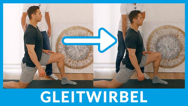 Spondylolisthesis-Übungen, Gleitwirbel-Übungen