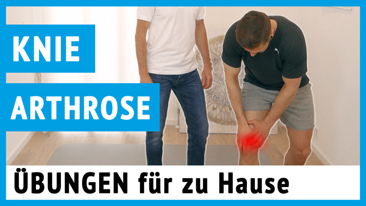 Knie-Arthrose Übungen