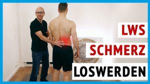 Schmerzen im unteren Rücken Übungen