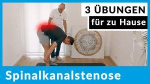 Spinalkanalstenose Übungen