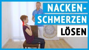 Nackenschmerzen loswerden