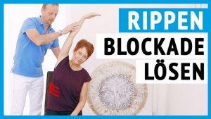 Rippenblockade lösen