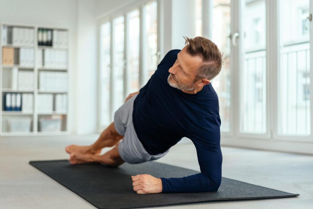 Rücken Präventionskurs