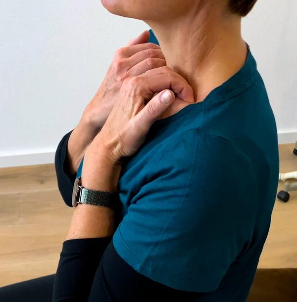 Nackenverspannungen lösen triggerpunkte